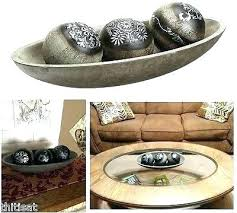 Decorative Bowls For Coffee Tables Coffee Table Bowl Coffee Tables Decorcurved Glass Coffee Table 38