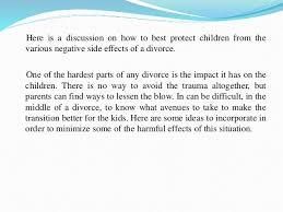 negative effects of divorce on children   hit mebelcom negative effects of divorce on children   uk essays