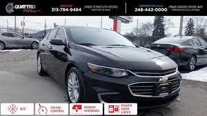 2016 Chevrolet Malibu For Sale In Detroit Mi Cargurus