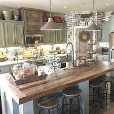 38 Stunning Kitchen Decoration Ideas With Rustic Farmhouse Lantern