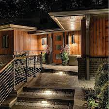 6 outdoor stair lighting ideas