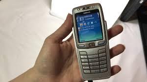 Nokia E70 Silver, Rare Phone, Flip ...