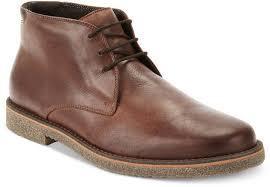 alfani lancer leather chukka boots only at macys