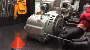IM How To: Drain and Fill TM 125 Shifter Engine - YouTube