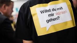 Die bundestagswahl dient der bestimmung der abgeordneten des deutschen bundestages. Mpnigcndipmqsm