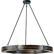 wood beam chandelier diy lighting me round great home interior and furniture design rustic the d