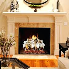 birch gas fireplace logs real inch white mountain birch gas logs logs only burner not included