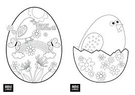 Coloring Pages Easter Rabbit Bunny Hard Face For Toddlers Free