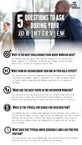 Questions To Not Ask In An Interview 5 Questions To Ask During Your Job Interview Get Schooled