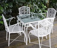 how to prevent rust on metal garden chairs