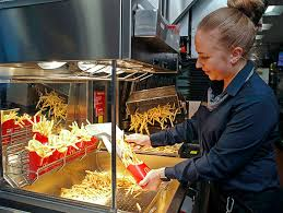 Mcdonalds Cook Job Description At Mcdonalds Robots May Soon Be Taking Your Order And