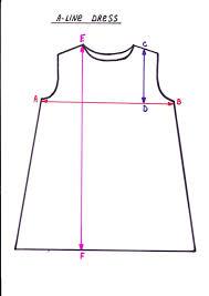 A Line Dress Pattern Fascinating Aline Dress Pattern Learning Sewing BurdaStyle