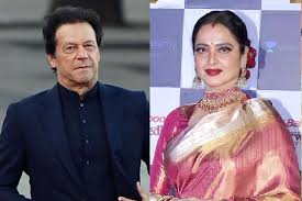 Indian Publications Try to Smear IK for Allegedly Having an Affair with  Rekha - WOW 360