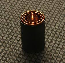 new custom lightsaber blade plug copper