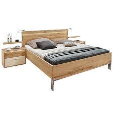 Disselkamp Cadiz Schlafzimmer Doppelbett Nachtkonsolen
