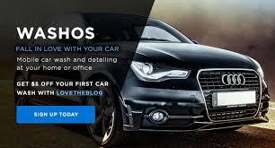 mobile car wash s washos