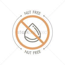 Label Design Free Nut Free Label Design Vector Image 1959788 Stockunlimited