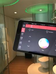 control lighting with ipad. CitizenM Amsterdam: Ipad To Control Lighting With