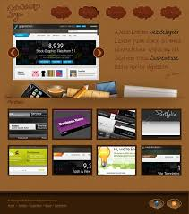 20 Beautiful PSD Website Templates Free Download | HowToTweak