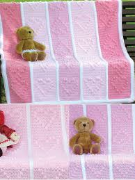 Baby Afghan Patterns Classy Baby Kids Crochet Blanket Patterns Candy Hearts Baby Afghans