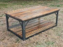 barnwood coffee table for inspiring rustic furniture design ideas
