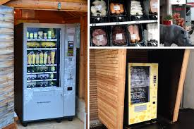 Vision Vending Machine Mesmerizing Gilde Vision Vending Machines ZENTRAG
