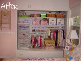 Kids closet ideas and help Organizing Made Fun Kids closet