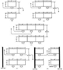 standard office desk height mm standard office desk height planning the office space layout australian standard