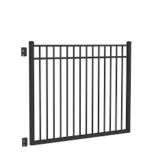 fence gate. freedom common 45ft x 6ft actual 47 fence gate