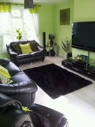lime green living room need more pops of color