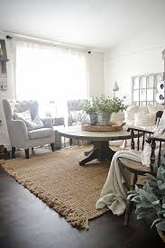rustic rugs for living room fresh jute rug review an honest review after three years liz