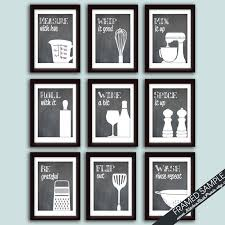 kitchen art with quotes quotesgram