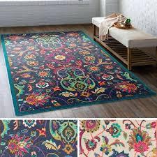 attractive nylon area rugs bohemian festival area rug nylon area rugs canada q4596411