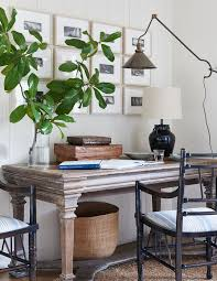 chic office space. eclectic clean and chic office space b