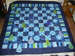 New Design Baby Boy Quilts | HQ Home Decor Ideas & Baby Boy Quilts Sailor Adamdwight.com