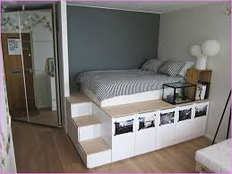 high platform beds with storage. High Platform Beds With Storage Awesome 41257 Algiani Full Size Bed D