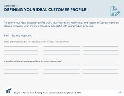 Customer Profile Define Your Ideal Customer Profile ICP For ABM Terminus 9