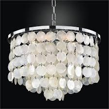 capiz shell chandelier bayside 636cd15sp