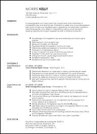 How To Prepare A Cv For Internship Free Traditional Legal Internship Resume Template Resume Now