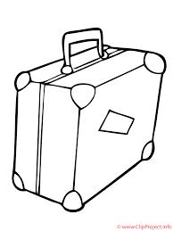 Bildergebnis für Koffer Cartoon