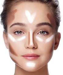 if you know how to use contour makeup properly you can really change your face and