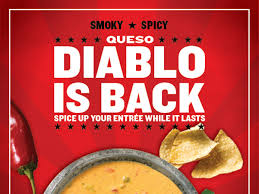 qdoba monthly queso beer cheese