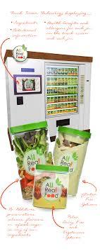 Vegan Vending Machine Melbourne Stunning All Real Food Healthy Vending Machines