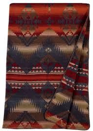 Southwestern Throw Blankets