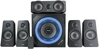 <b>Trust GXT 658 Tytan</b> 5.1 Surround Speaker System - Coolblue ...