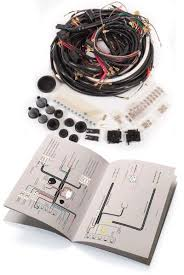 1972 super beetle wiring harness
