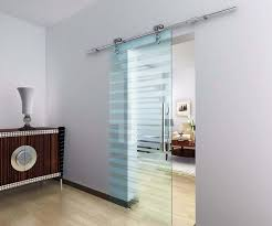 modern glass barn door. Lovable Interior Sliding Glass Barn Doors With Modern Door A