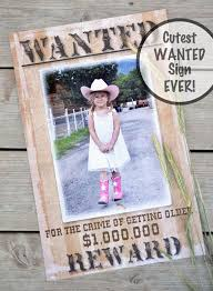 Criminal Wanted Poster Simple Custom WANTED Sign For The Crime Of Getting Older Printable