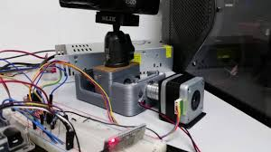 demo diy arduino bluetooth stepper motor slider with android app you