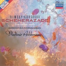 Philharmonia Orchestra: <b>Rimsky</b>-<b>Korsakov</b>: Scheherazade, Tsar ...